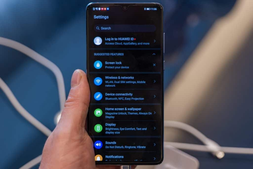 Upgrade Huawei P30 Pro to EMUI 10