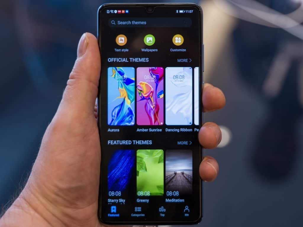 Upgrade Huawei Mate 20 Pro to EMUI 10