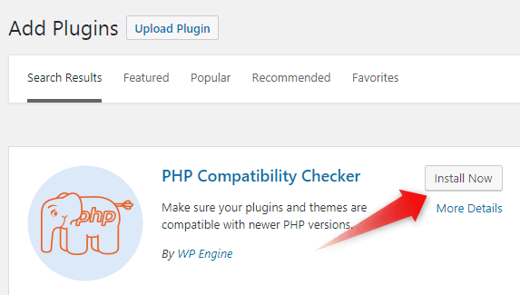 Install PHP Checker