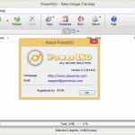 How to Burn Windows 10 .iso to USB using PowerISO Tool