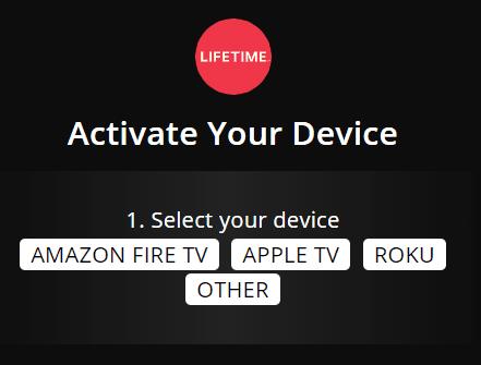 www.mylifetime.com/activate