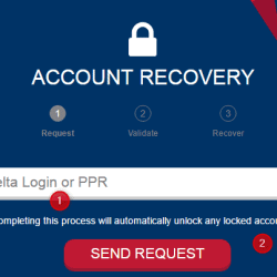Dlnet password recovery