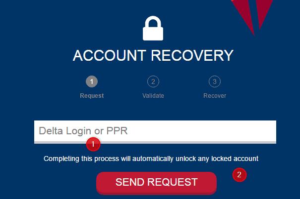 Dlnet password recovery