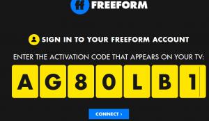 Freeform.com/activate