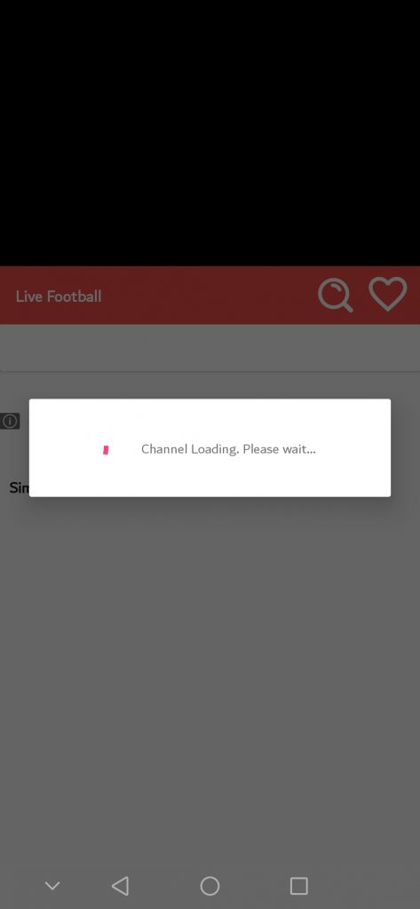 Fetching channels
