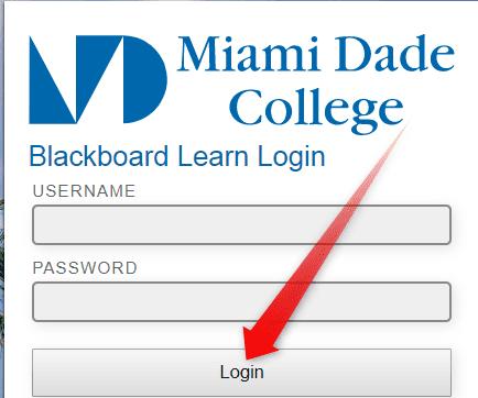 Miami Dade College Login
