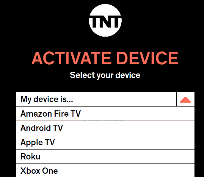 Tntdrama Com Activate On A Smart Tv Gadgetswright