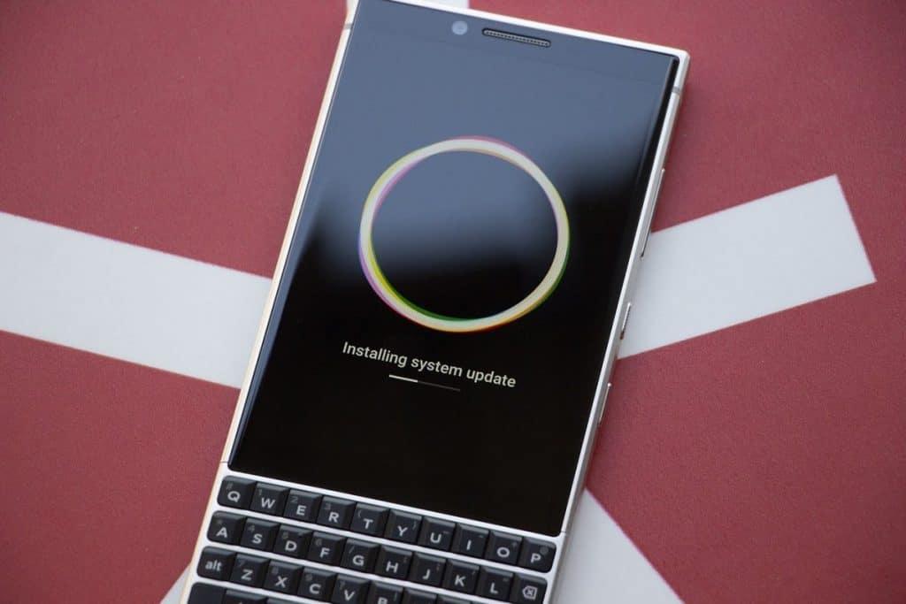 BlackBerry Key2 ACD175