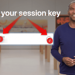 Apple Ara session key