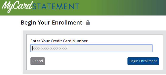 Mycardstatement