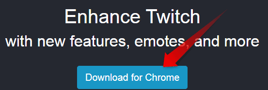 BTTV emotes for Chrome