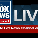 How to Activate FoxNews Channels