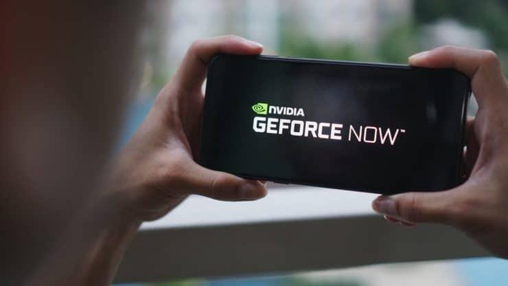 NVIDIA GeForce Now APK