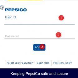 PepsiCo Login