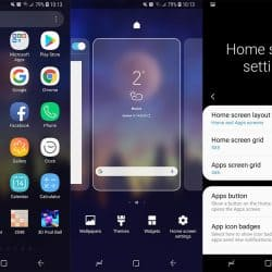 Samsung Launcher UI One APK