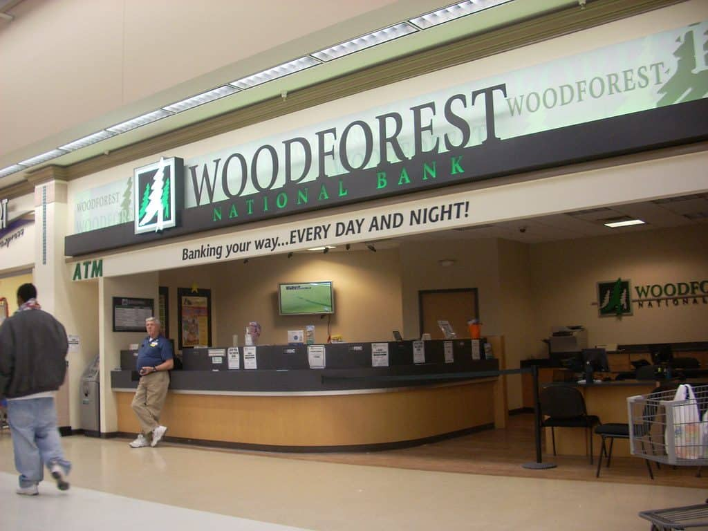 Woodforest Login