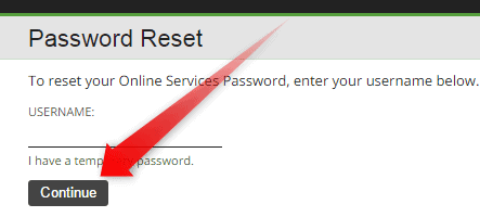 Woodforest temporary password