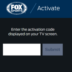 How to Activate FoxSportsGo on Smart TV