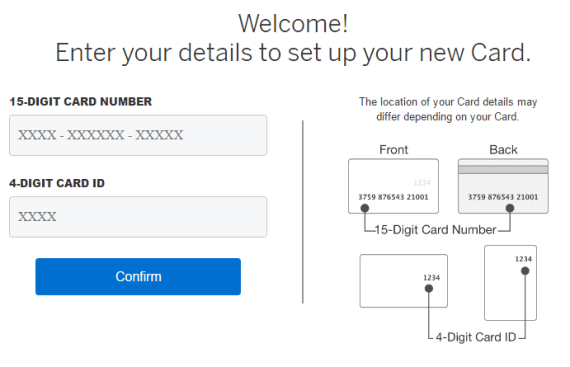 American Express Com >> Americanexpress Com Confirmcard Gadgets Wright