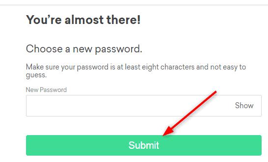 Credit Karma Login password successfully