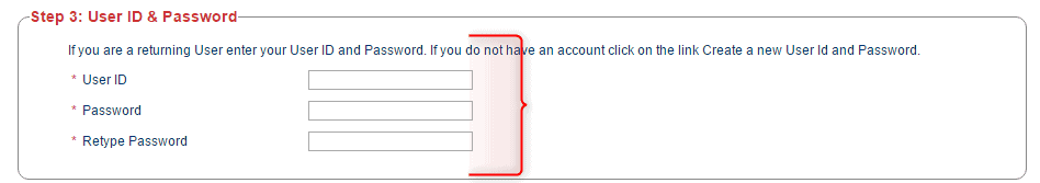 Login Password and Username