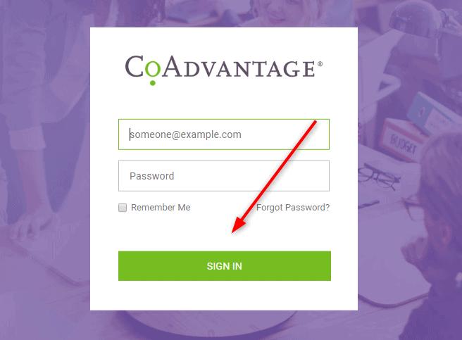 CoAd360 login
