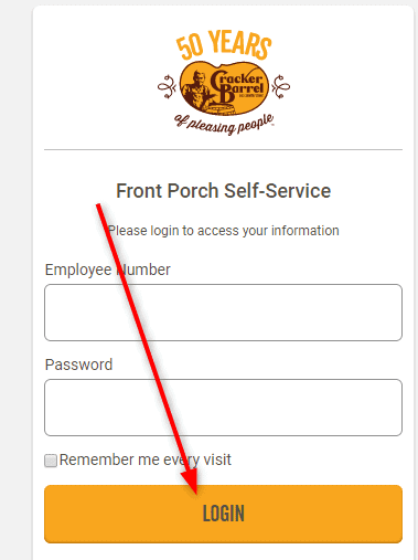 Cracker front porch login