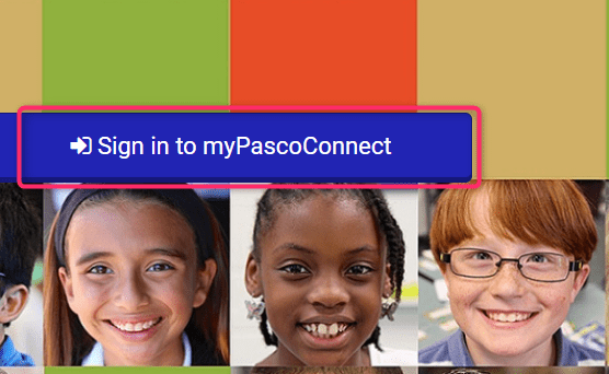 My Pasco Connect Login