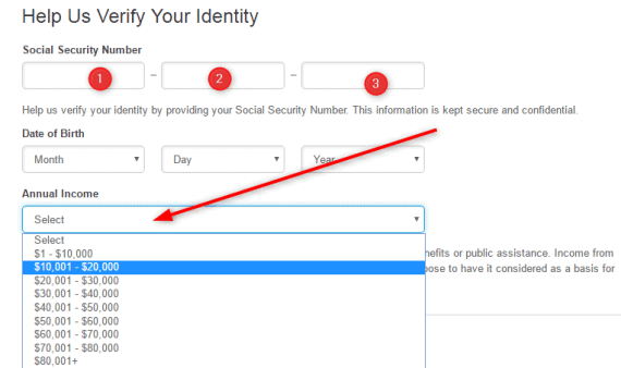 Fingerhut Identity