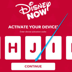 Disneynow.com/activate