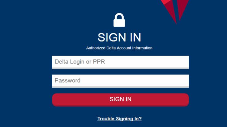 Delta Extranet Travelnet