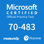 Ace Microsoft 70-483 Exam Today and Become Web Developer with Exam Dumps