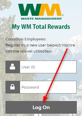My Wm total rewards login