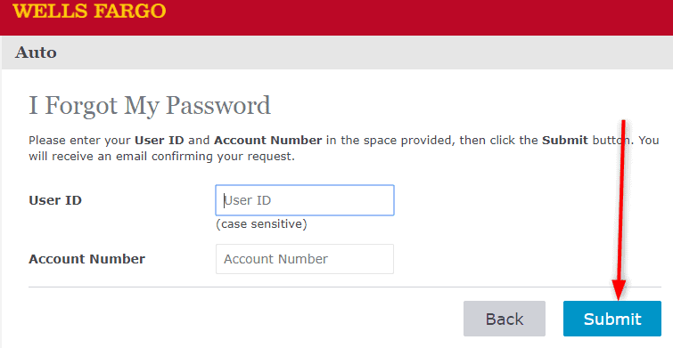 Wells Fargo Dealer Services Password Reset