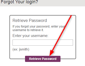 Retrieve BHHS Login