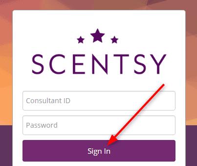 Scentsy Pay Portal Login