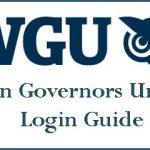 Western Governors University Login (WGU Login)