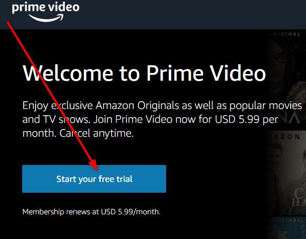 Primevideo myTV