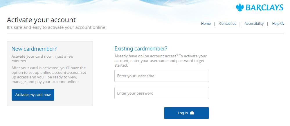 Barclaycardus.com/activate