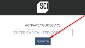 Sciencechannel.com/activate
