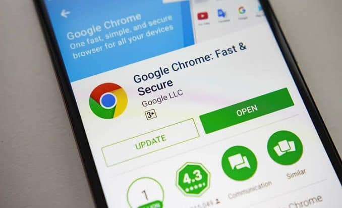Duet in Chrome