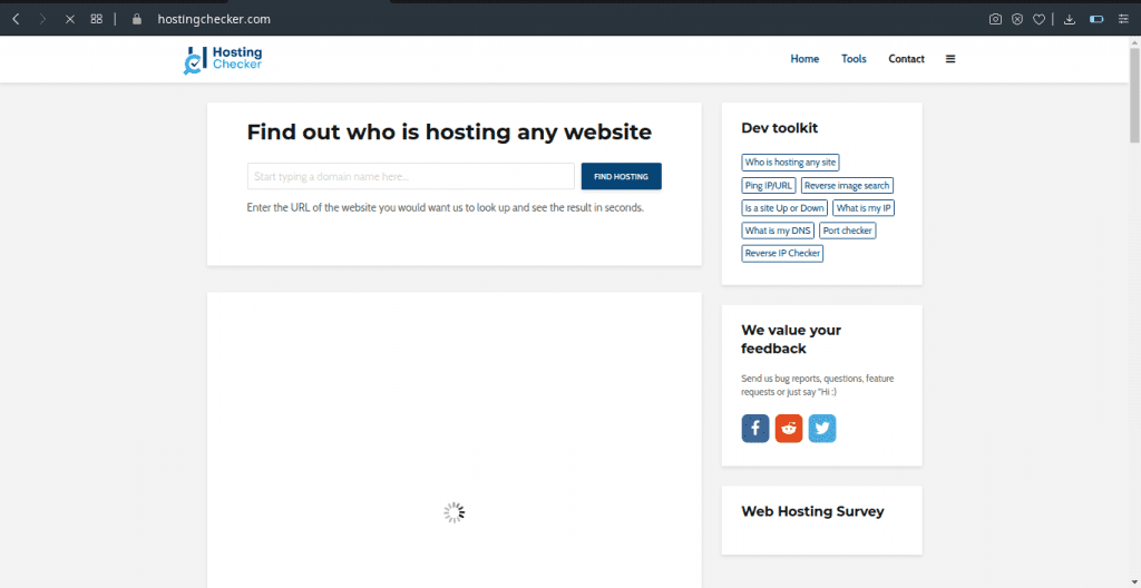 How to Check Where a Site is Being Hosted