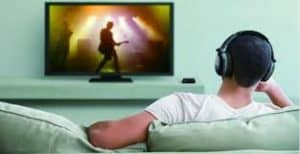 How to Listen to TV with Your Headphones