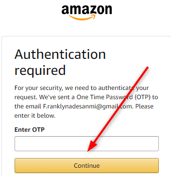 Amazon myTV Login