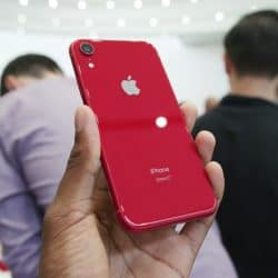 iPhone XR Red Color