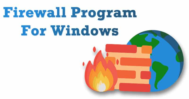 Top 5 Best firewall for PC