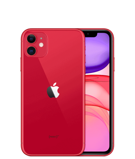 iPhone 11 red color