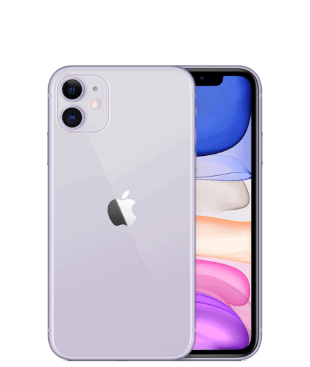 iPhone 11 color purple