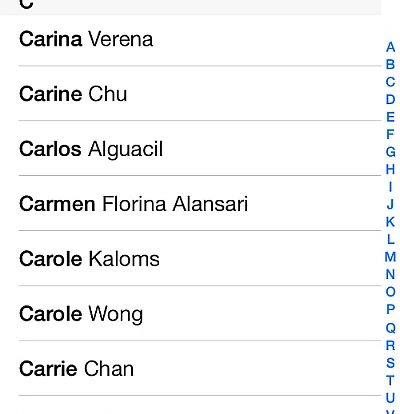 How to Export Contacts from iPhone