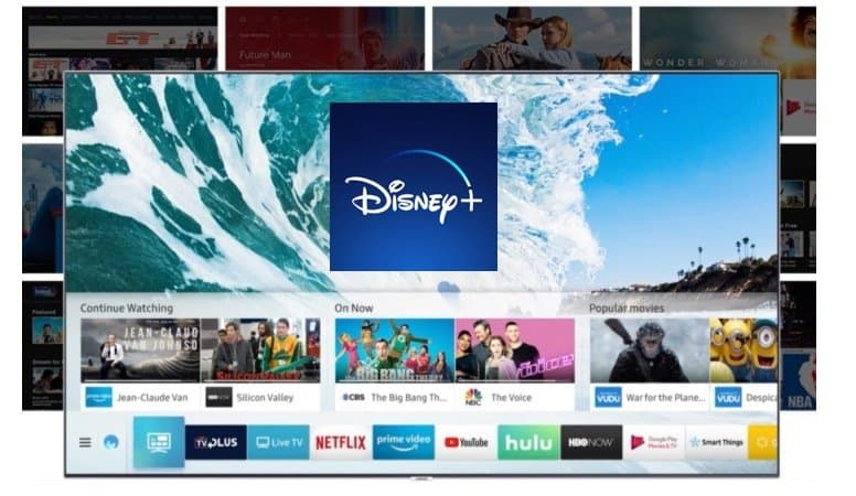 How To Activate Disney Plus On Smart Tv